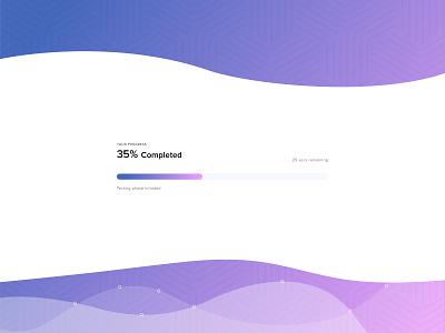 Loading Bar trends loading design ui loader progress bar