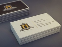 Messina business cards