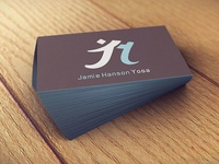 JH Business Cards