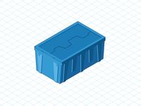 Isometric Crate