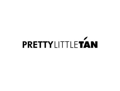 Pretty Little Tan logo design UK