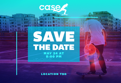 Save the date facebook post