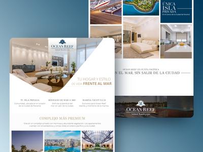 Ocean Reef | Email Marketing