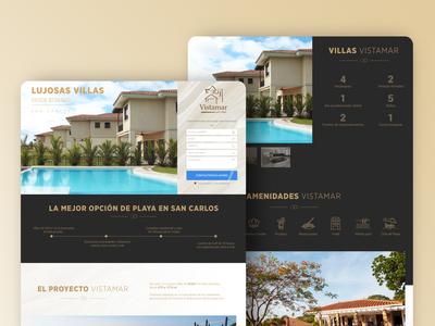 Vista Mar | Landing Page