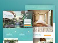 Le Tulum | Landing Page
