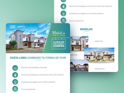 Costa Linda |  Email Marketing