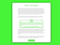 089 Terms of Service