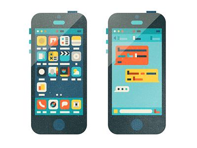 iPhone iphone phone app