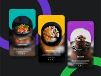 On Boarding Food App