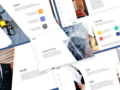 UI Design Corporate Website prototype uiinspiration futuristic onepage landing page contemporary website corporate uiuxdesign ux ui dribbbble