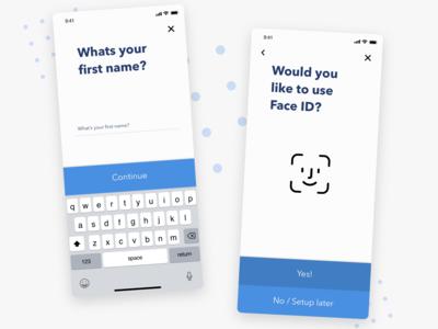 Saving's App UI - 1