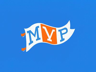 MVP logo adobe illustrator drawing illustration