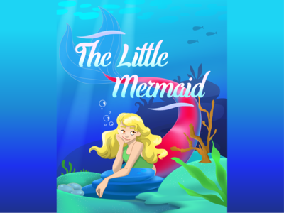 The Little Mermaid by H.C.A