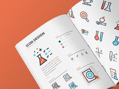 NIXX ICON VOL. 1 mockup magazine ui icon set flat design logo icon