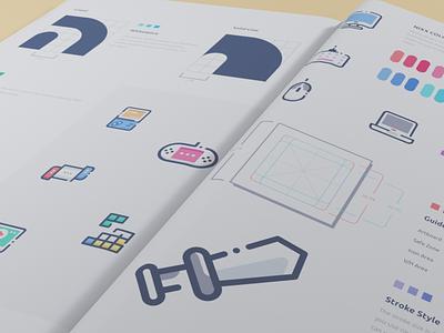 Icon Design Guideline seo