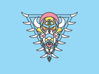 Buffalo Totem