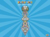 Ramblin Rocks Totem