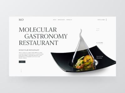 Molecular Restaurant