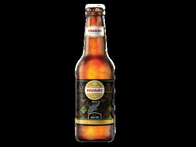 Huari Bottle