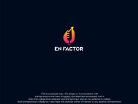 En Factor logo