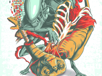 Alien/ET mashup