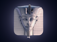 WIP - King Tut Icon