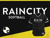 Raincity Softball team