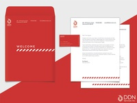 DDN Services Stationery Package