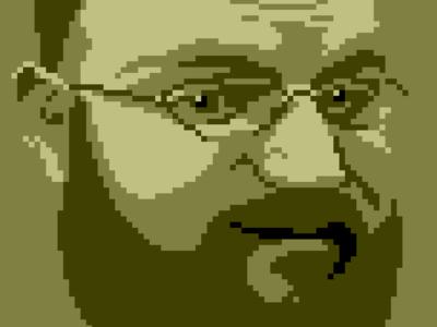 #Octobit - Gameboy Palette Portrait