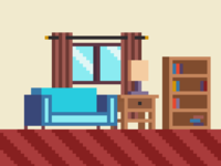 #Octobit - 3 Furniture Items