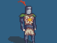 #Octobit - Solaire of Astora