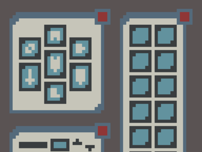 #Octobit - Character Interface