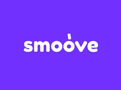smoove travel ui icon vector logo minimal flat branding design app