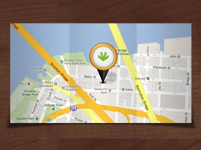 Carrot Creative map map pin location carrot creative