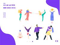 Character Illustrator