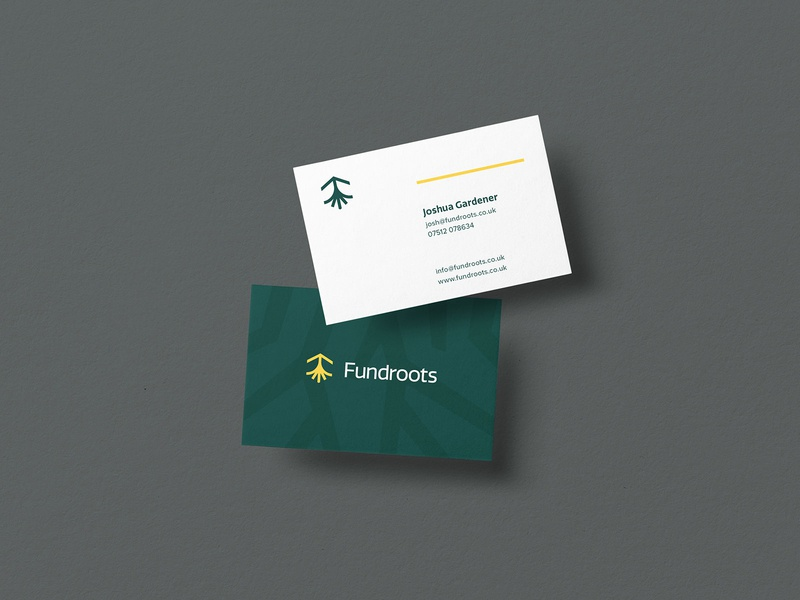 Fundroots - Business Cards