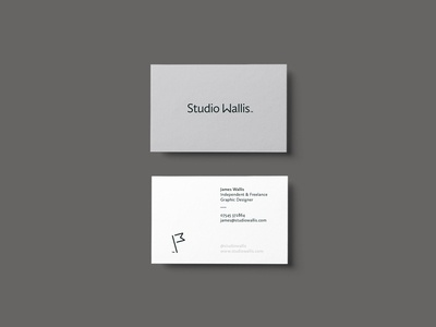 Studio Wallis Business Cards