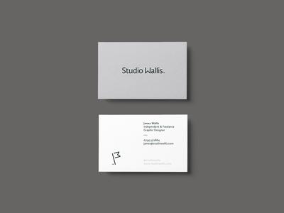 Studio Wallis Business Cards