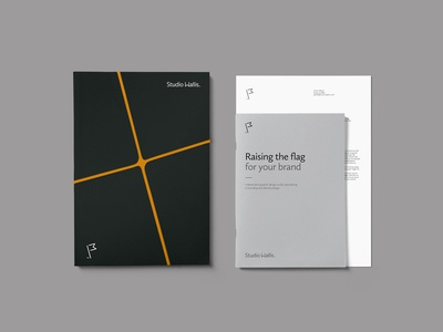 Studio Wallis Marketing Literature