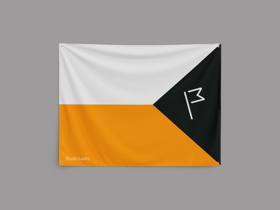 Studio Wallis Flag