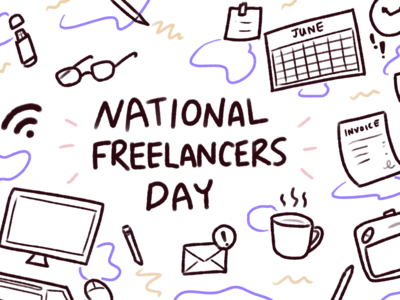 Happy National Freelancers Day