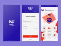 Delivery App UI Design