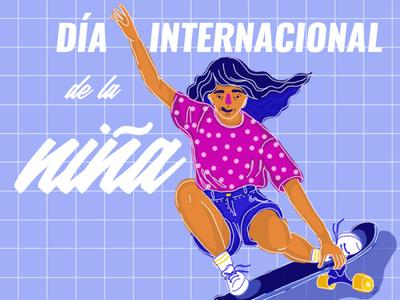Día internacional de la niña 🤘🏼💥