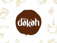 Kopi Dokoh Logo
