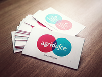 Agridulce Business Card