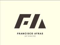 Francisco Ayras - Personal Logo