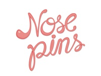 Nose Pins logo