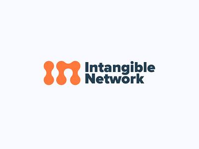 Intangible Network Logo Design