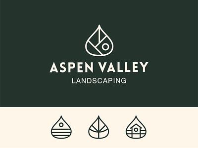 Aspen Valley Landscaping restoration construction irrigation landscaping valley aspen