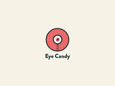 'Eye Candy' Simple Logo Exploration